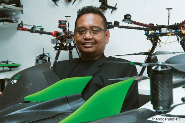 Cover Story: Aerodyne ushers in the age of drones