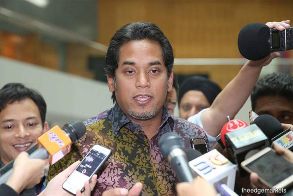 Take case to court, urges Khairy on 'missing' GST refunds