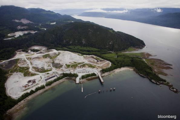 Build it and they will buy. The new world of LNG Canada: Russell
