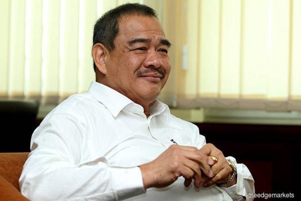 Kong Cho Ha has resigned as PKA chairman