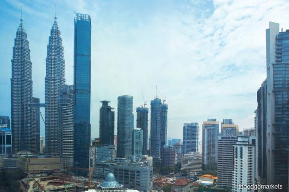 Malaysia's 2Q GDP growth pace seen cooling to 5.2% y-o-y