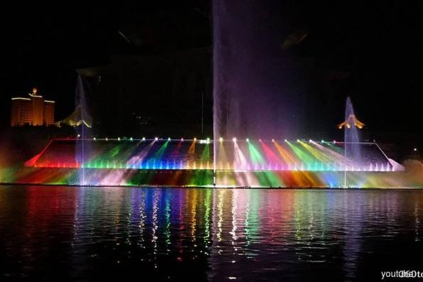 DBKU welcomes A-G to examine financial details of musical fountain project