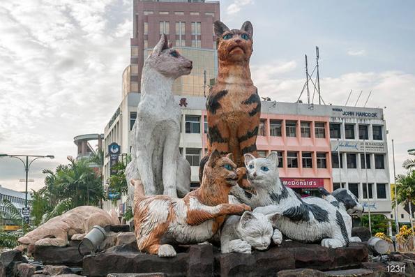 Spotlight on Sarawak Chinese support