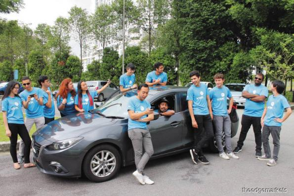 Smart Mobility: Car sharing catching on in Malaysia