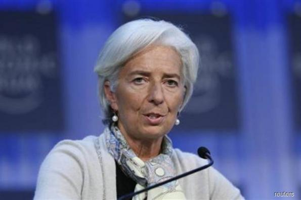 IMF's Lagarde calls US complaints about China trade deficit strange