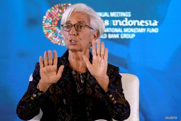 IMF's Lagarde warns trade, currency wars could be detrimental for growth
