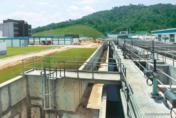 Analysts bullish on water infrastructure players