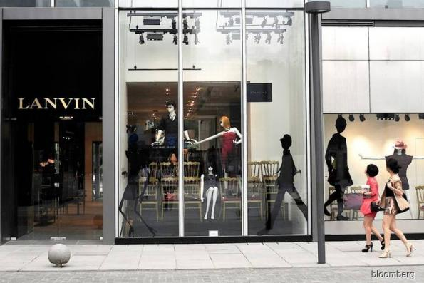 China giant buys France's oldest fashion house Lanvin