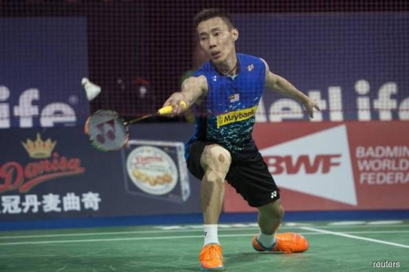 Chong Wei says willing to pay fine to Badminton World Federation