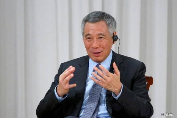 PM Lee to attend China's 2nd OBOR forum in 2019