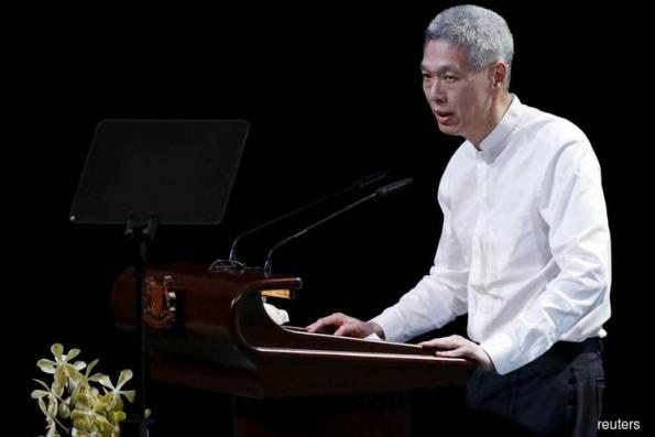 Singapore PM's brother to leave top aviation post