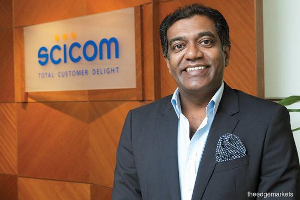 Scicom secures another recurring income stream