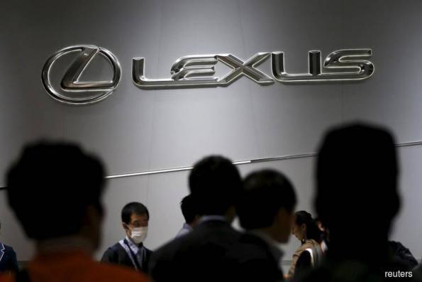 Toyota, sensing an opening, debates building Lexus cars in China