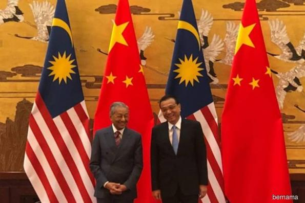 M'sia-China long-term diplomatic ties more important than current problems between two nations — Li Keqiang