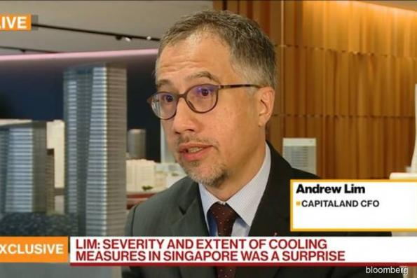 Singapore property not set for 'big bump', CapitaLand says