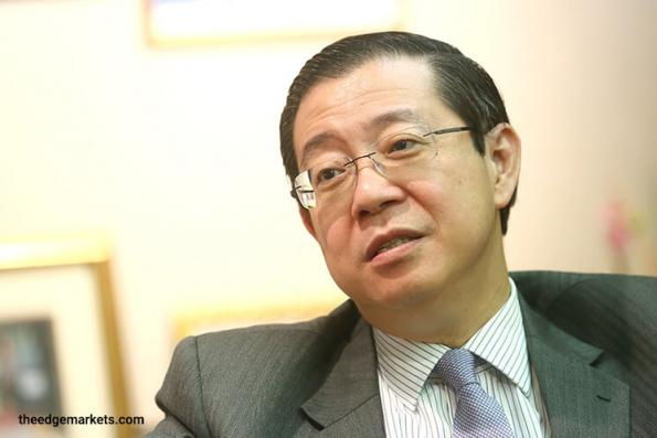 No new allocation for flood mitigation in Penang announced by PM, says Guan Eng