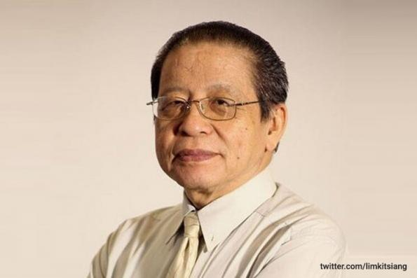 Apandi Ali has exceeded powers as Attorney General, says DAP's Kit Siang