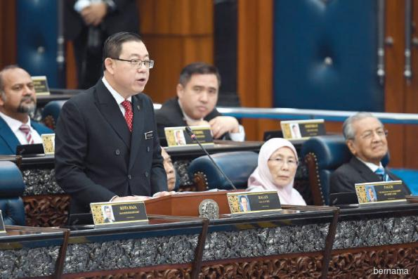 The State of the Nation: Consumption boost of RM37 billion the best one-off item in Budget 2019