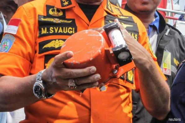 Lion Air ends search for 2nd black box but Indonesian investigators to launch their own