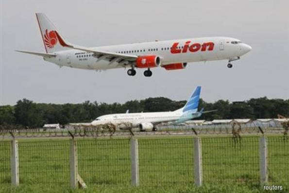 Indonesia's Lion Air confirms US$6.2 bil deal for Boeing 737s, flags 787 jet order