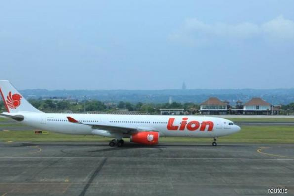Indonesia says Lion Air passenger flight crashes off Sumatra
