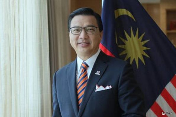 Emolument expenditure still within control, says Liow