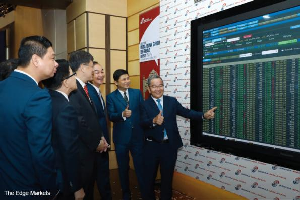 Inta Bina jumps 32% on Bursa debut, targets affordable housing market
