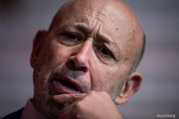 Blankfein's Final Days at Goldman Clouded by 1MDB Scandal