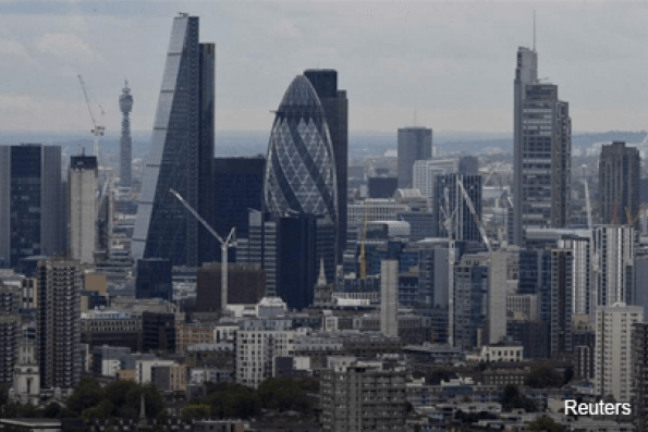 UK City minister says confident London can keep euro-clearing