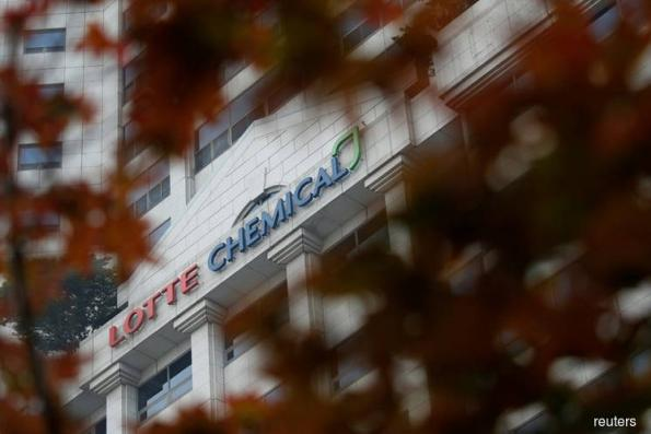 Lotte Chemical Titan denies plants shut due to Sg Kim Kim pollution