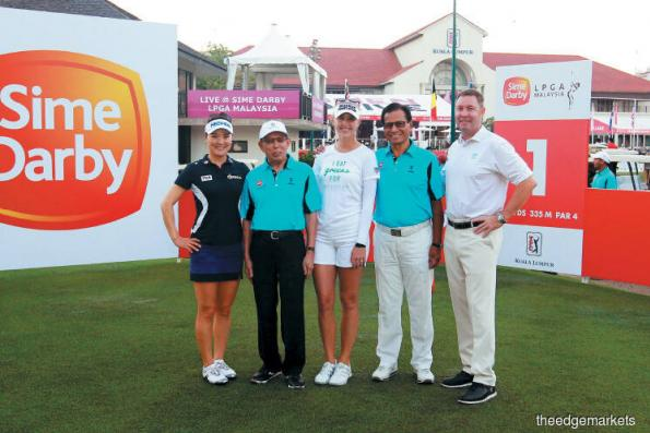 Sime Darby Plantation team wins Pro-Am
