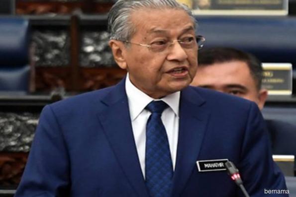 敦马:限制首相任期需修改宪法