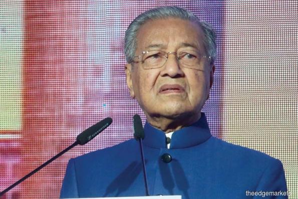 敦马:大马与新加坡就像双胞胎 将续保持良好关系