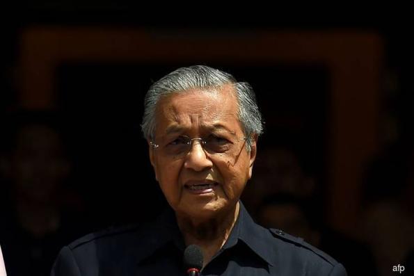 PM Mahathir says govt will pay 1MDB debt that it has guaranteed