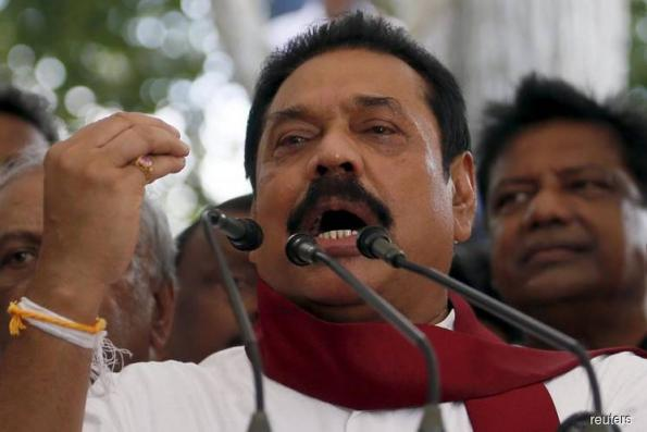 Sri Lanka speaker says he won't accept Rajapaksa as PM without majority support
