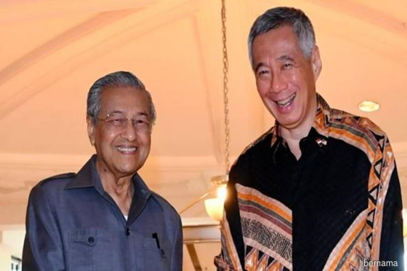 Singapore PM to meet Dr Mahathir at Putrajaya retreat, says report
