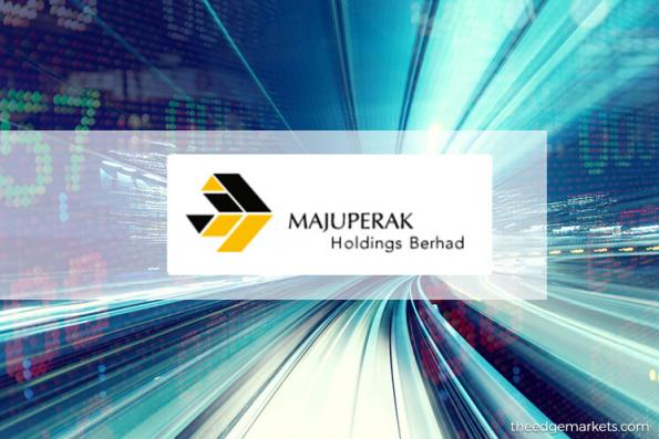 Stock With Momentum: Majuperak Holdings
