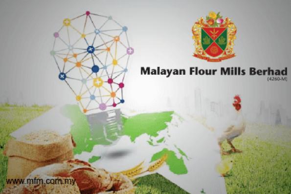 Malayan Flour Mills' 2Q net profit more than doubles, pays 3 sen dividend