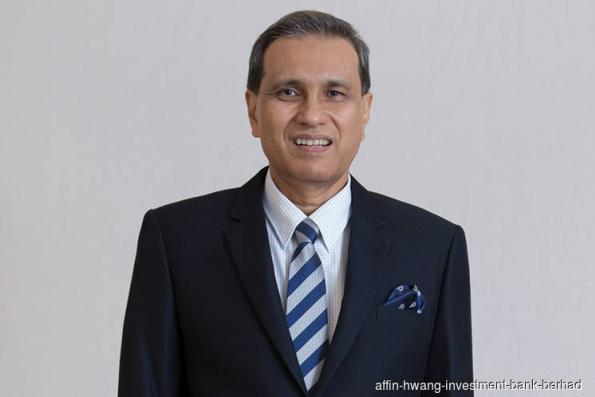 Abd Malik is chief of Affin Hwang Investment Bank