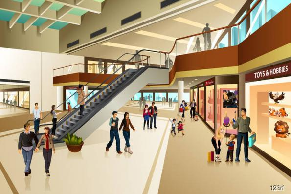 Mall occupancy rate in 1Q2018 sees slight fall to 80.2%