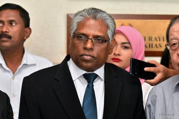 PH still getting 'friendly and continued support' despite slim chance of winning, says DAP's Manogaran