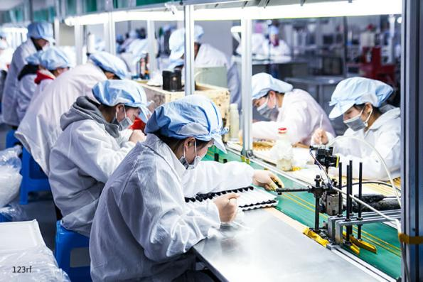 US factory orders rise for second straight month