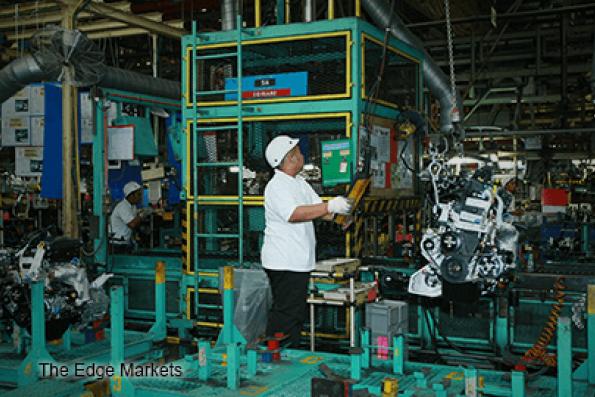 日经PMI:大马10月制造产出萎缩 新订单跌幅3年来之最