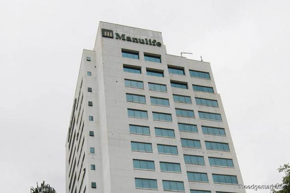 Manulife 3Q net profit down 41% on worsened claims, higher distribution expenses