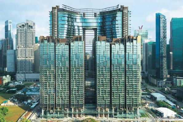 Designworks: Rainforest within Marina One