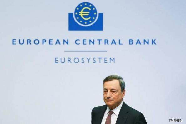 High noon for the ECB, Draghi at the QE Corral