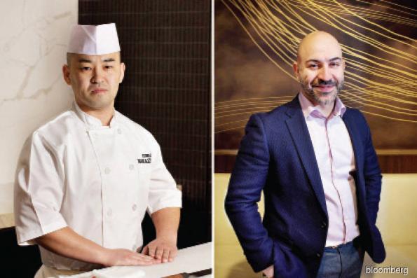Get ready for polarising Washington restaurant