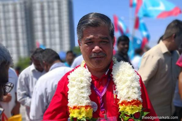 'My son's arrest unlikely to become liability for PH in Cameron Highlands by-election' — Mat Sabu