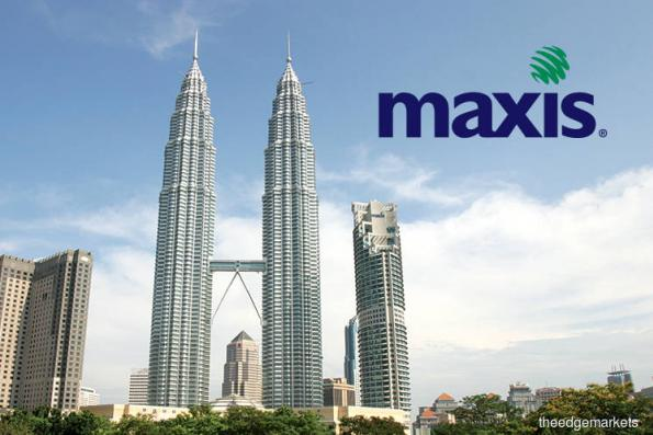 Maxis down 12 sen after 4Q earnings halved