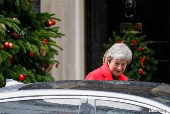May Faces `Contempt of Parliament' Debate: Brexit Update